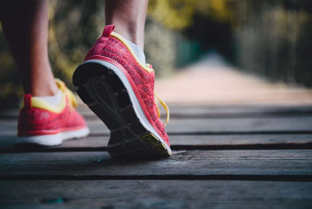 Fast Food und Fitness